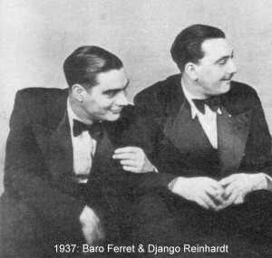11. 1937 Django Baro caption