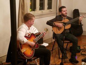 Olli Soikkeli - Cesar Garabini Guitar Duo! @ The Venetian Social Club | Philadelphia | Pennsylvania | United States