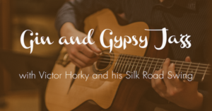 Gin and Gypsy Jazz @ The Knife Room
