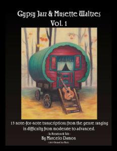 Marcelo Damon – Gypsy Jazz & Musette Walztes, Vol.1