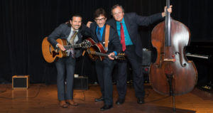 Frank Vignola Trio and HCPhilly @ Sellersville Theater
