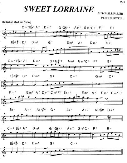 Nat King Cole: Sweet Lorraine