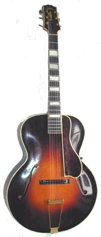 Gibson Archtop Guitars
