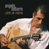 Angelo DeBarre - Live in Paris DVD