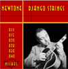 Newtone Django Phosphor Bronze Strings (1 set): Light