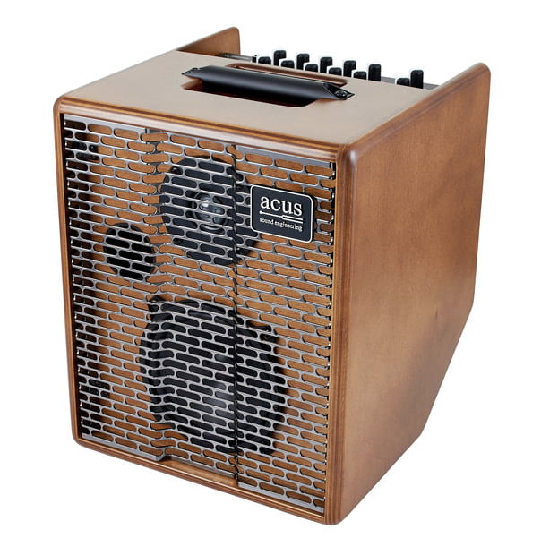 Acus One for Strings 5T Simon Acoustic Guitar Amplifier (wood)