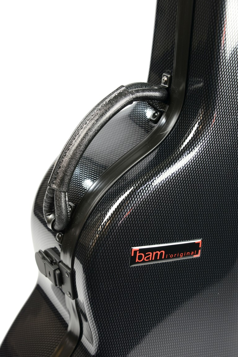 BAM Manouche Carbon Fiber Gypsy Case