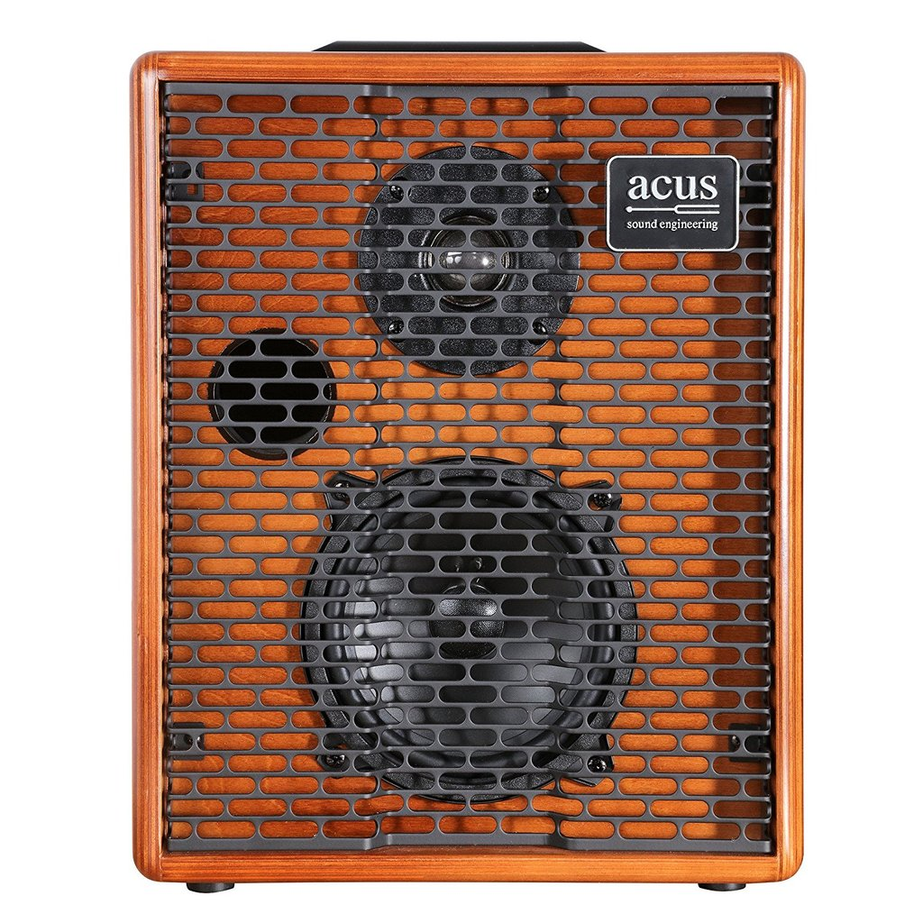 Acus One for Strings 5T Acoustic Guitar Amplifier (wood)