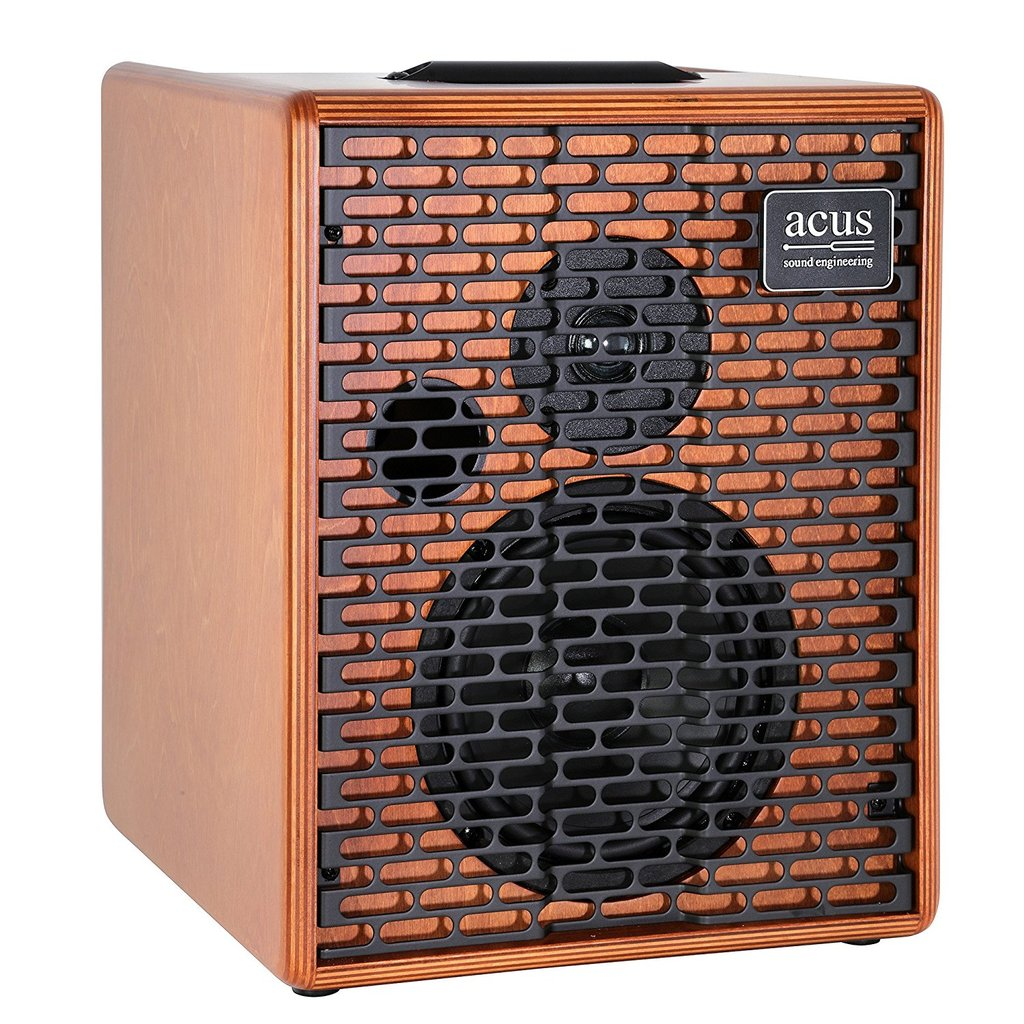 Acus One for Strings 6T Acoustic Guitar Amplifier (wood)
