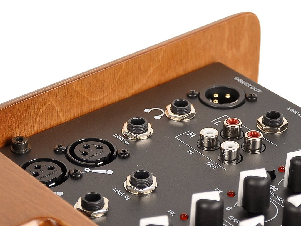 Acus One for Strings 8 Acoustic Guitar Amplifier (wood)