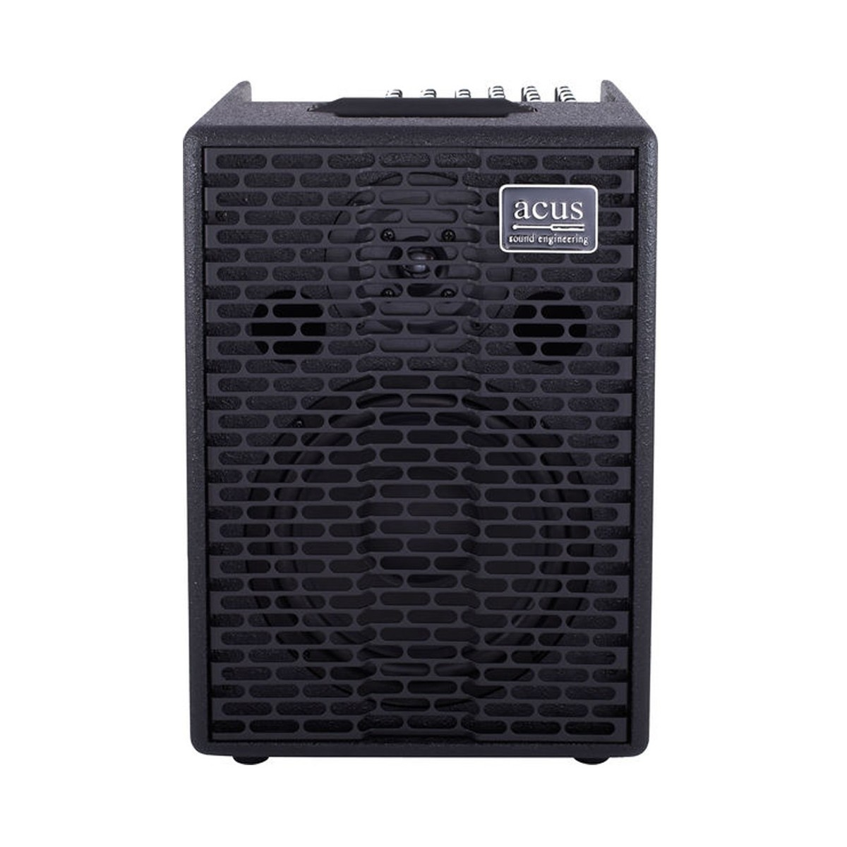 Acus One for Strings 8 Acoustic Guitar Amplifier (black)