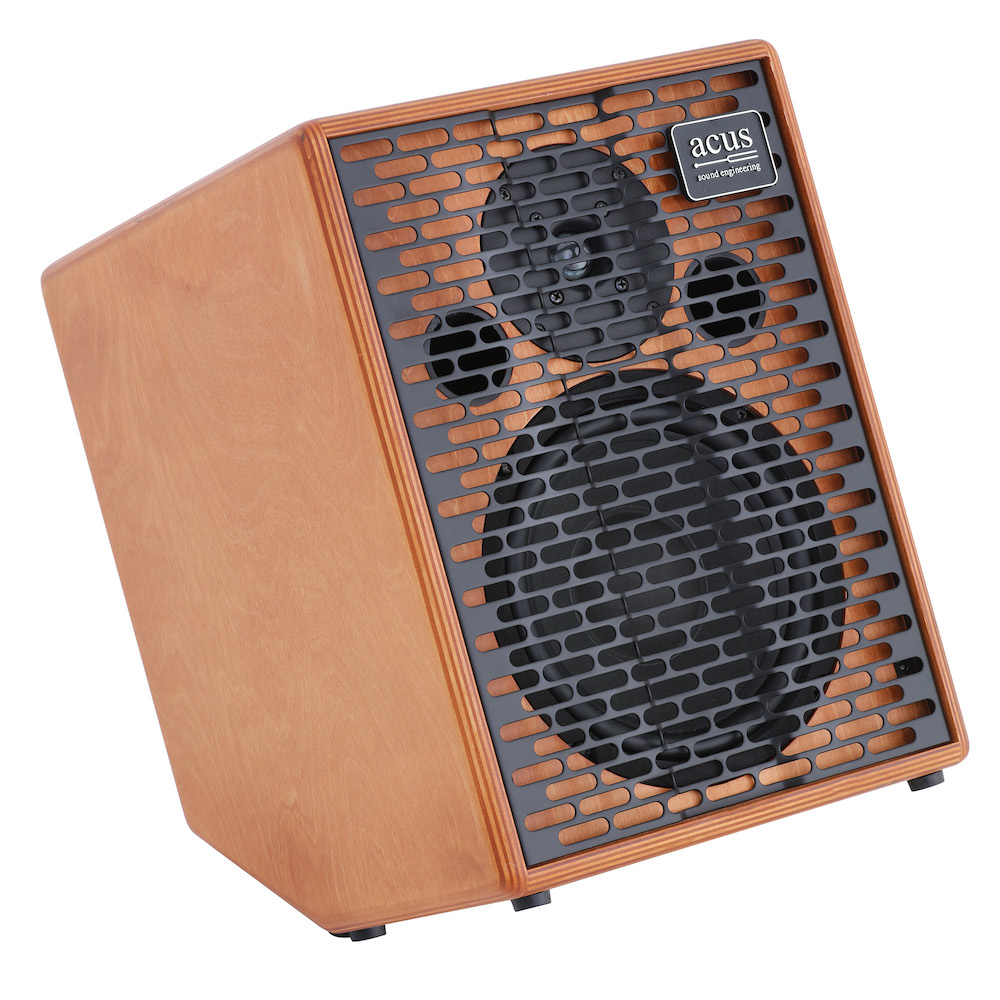 Acus One for Strings Cremona Acoustic Amplifier (wood)