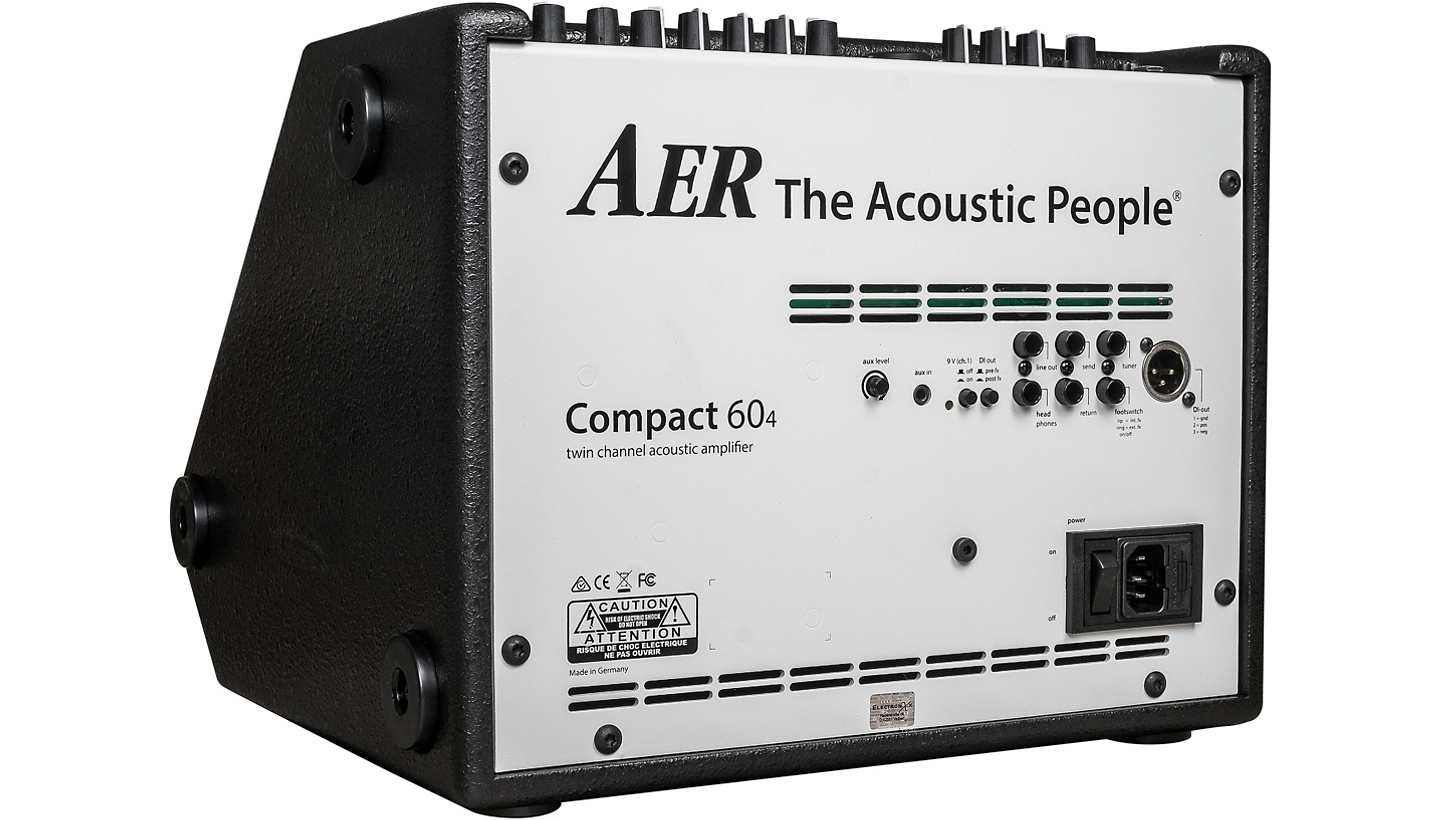 AER Compact 60/4 Slope Acoustic Amplifier