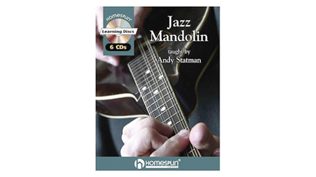 Andy Statman JAZZ MANDOLIN - FROM BILL MONROE TO BE-BOP 6 CDs
