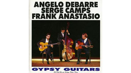 Angelo DeBarre and Serge Camps Gypsy Guitars