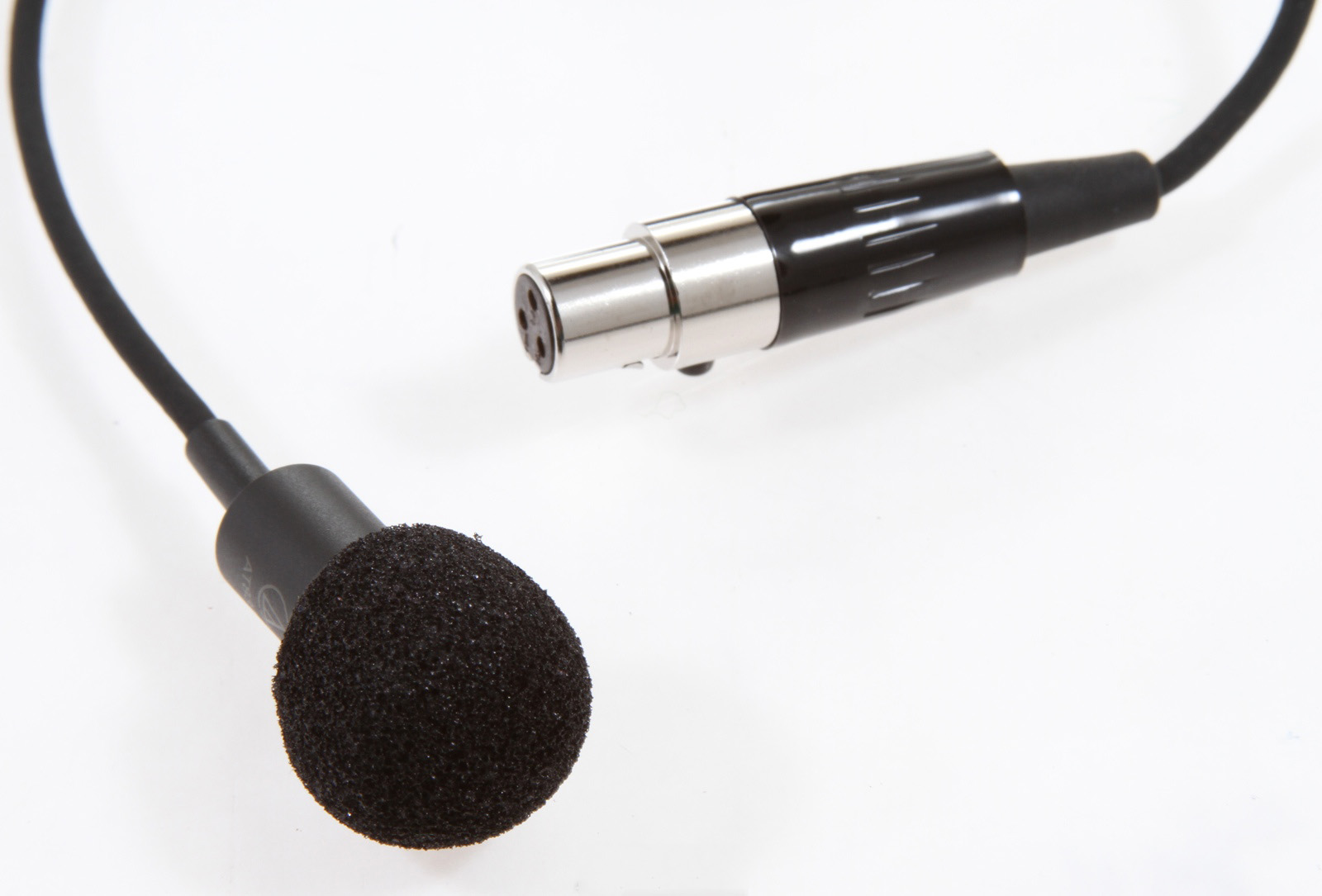 Audio-Technica AT831B Lavaliere Condenser Microphone