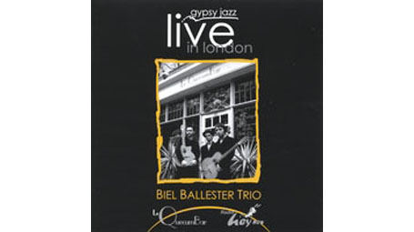Biel Ballester Live in London