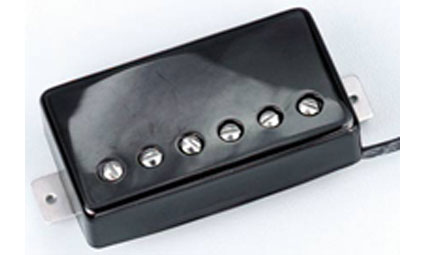 Benedetto A6 Standard Mount Humbucker (6 String) BLACK