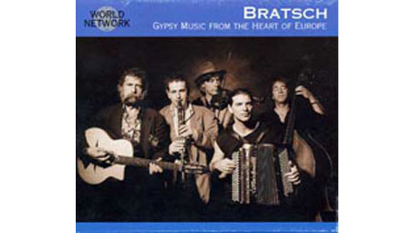 Bratsch Gypsy Music from the Heart of Europe