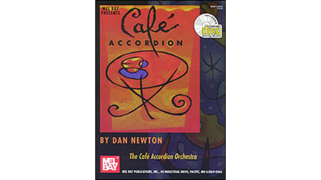 Dan Newton The Cafe Accordion Orchestra