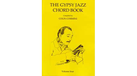 Colin Cosimini The Gypsy Jazz Chord Book Vol 4