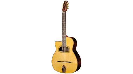 Cordoba Gitano D-5 Guitar LEFTY with B Band pickup