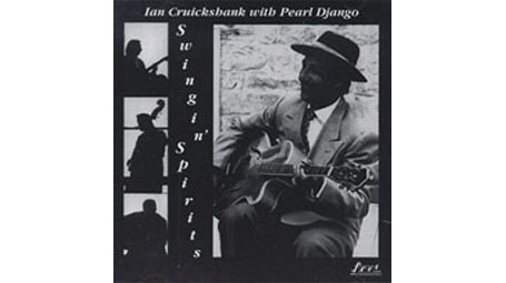 Ian Cruickshank with Pearl Django Swingin' Spirits