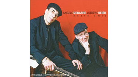 Angelo DeBarre and Ludovic Beier Entre Amis