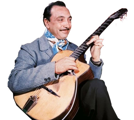 Django Reinhardt for Band in a Box - Solos A-J HDR (Download)