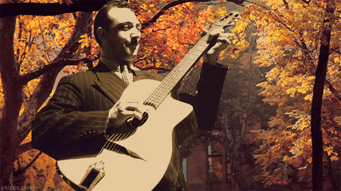 Django Reinhardt for Band in a Box - All the Solos HDR (Download)