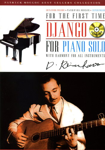 Django Reinhardt  for Piano Solo