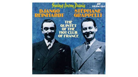 Django Reinhardt and Stephane Grappelli - Swing from Paris