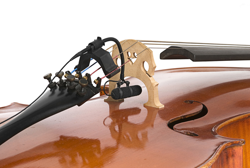 DPA d:vote 4099-C (Cello Mic w/Clip)