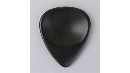 Dugain Contoured Pick (No Index Imprint) - Buffalo Horn 4mm