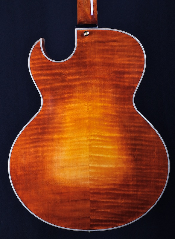 Eastman AR380CE-HB Pisano Signature Archtop