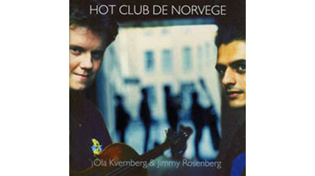 Jimmy Rosenberg and Ola Kvernberg Ola & Jimmy