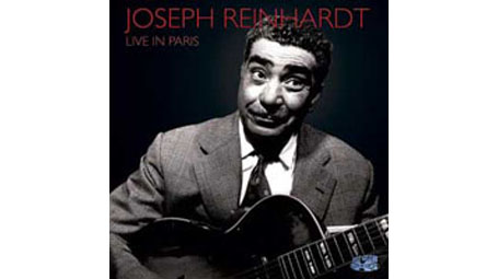 Joseph Reinhardt Live In Paris 1966