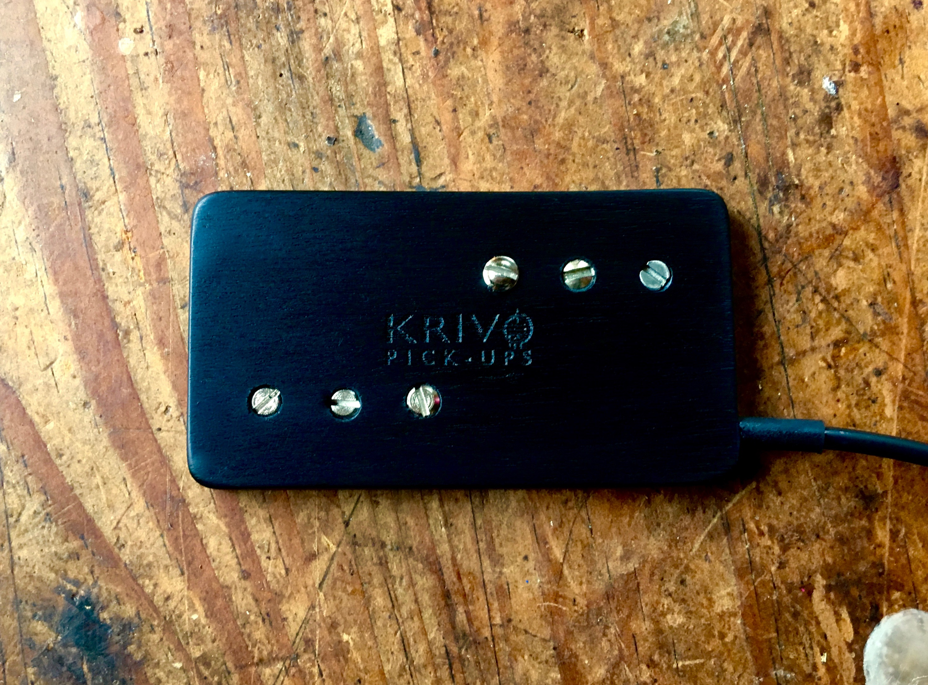 Krivo Django Bucker Black