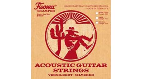 Lenzner Fisoma Gypsy Jazz Strings - Medium (12-50) F2000 M
