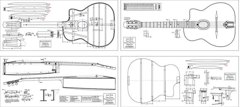 michael collins selmer guitar plans. Black Bedroom Furniture Sets. Home Design Ideas