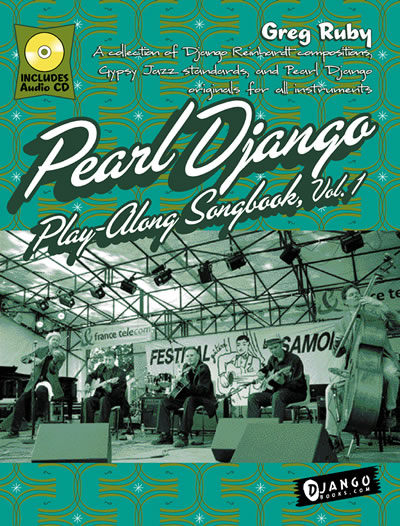 Pearl Django Play-Along Songbook Vol.1