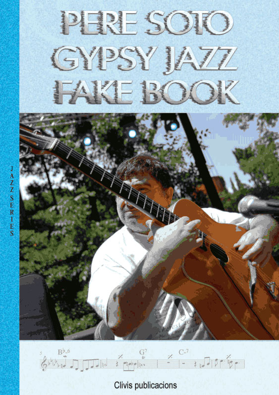 Pere Soto Gypsy Jazz Fake Book