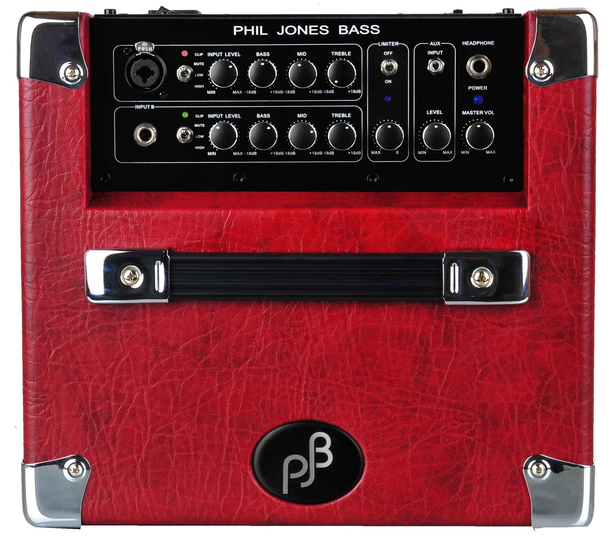 Phil Jones Bass BASS CUB BG-100 RED