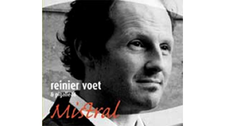 Reinier Voet and Pigalle44 Mistral