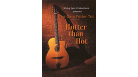 Gary Potter Hotter Than Hot VHS