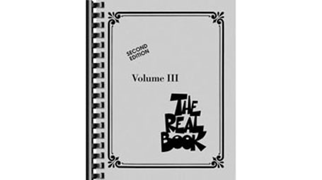 The Real Book Vol.III
