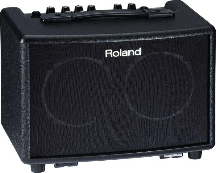 roland ac 33 acoustic amplifier. Black Bedroom Furniture Sets. Home Design Ideas
