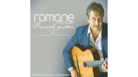 Romane French Guitar