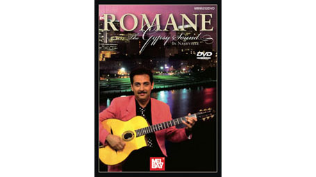 Romane  The Gypsy Sound in Nashville DVD Zone 1