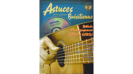 Denis Roux Astuces de la guitare Bresilienne, Volume 2 with CD (In French)